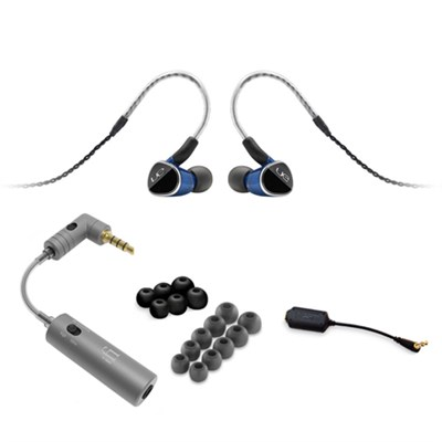 Universal Fit Earphones - UE900S w/ iFi Audio iEMATCH