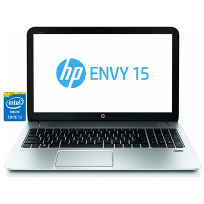 Envy 15.6` 15-j185nr Notebook PC - Intel Core i5-4200M Processor and Leap Motion