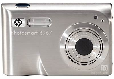Photosmart R967 - 10-megapixel Digital Camera (after holiday sale)