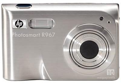 Photosmart R967 - 10-megapixel Digital Camera (after holiday sale)