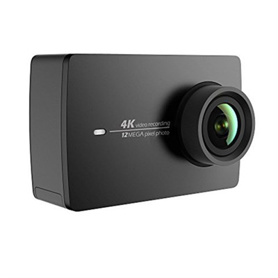 4K Sports and Action Video Camera (US Edition) Night Black