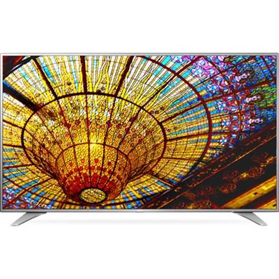 55UH6550 55-Inch 4K UHD Smart TV w/ webOS 3.0 - OPEN BOX