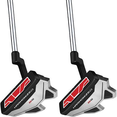 2 Men's Right Handed Harmonized M6 Belly Putters Bundle