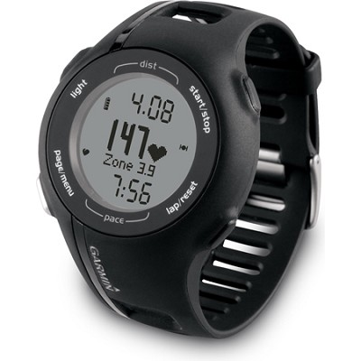 Forerunner 210 GPS-Enabled Sports Watch with Heart Rate Monitor (Refurbished)