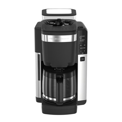 45400 Automatic Grounds Dispensing Coffee Maker