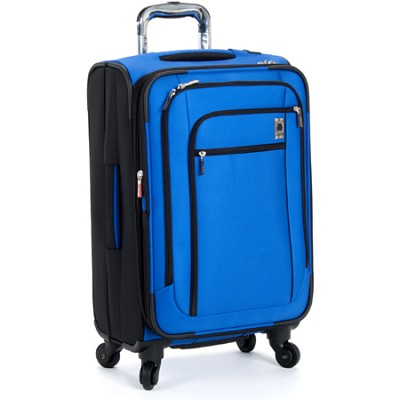 Helium Sky Carry-On Expandable Spinner Suiter Trolley (Blue) - 2794402