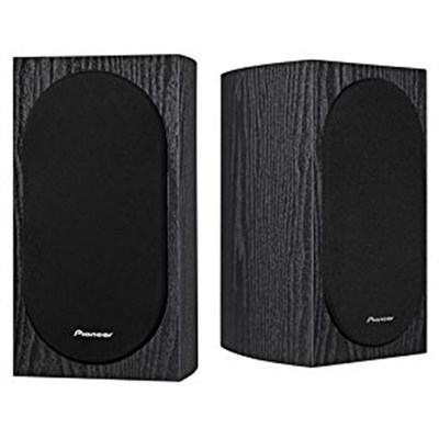 Andrew Jones Designed 4` Compact 2-Way Bookshelf Speakers (Pair) - SP-BS22-LR
