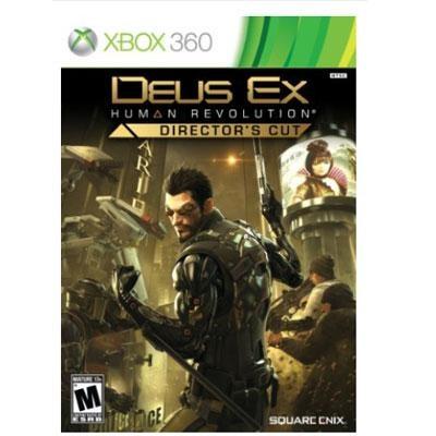 Deus Ex Human Rev DC  X360