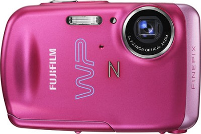 FINEPIX Z33WP 10 MP Digital Camera (Pink)