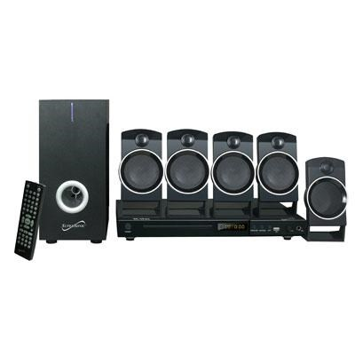 5.1-Channel DVD Home Theater System - SC-37HT
