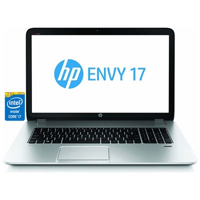 Envy 17.3` 17-j120us Notebook PC -  Intel Core i7-4700MQ Processor - OPEN BOX