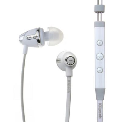 Image S4i - White In-Ear Headphones (OPEN BOX)