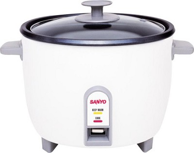 EC-510 10-Cup Rice Cooker and Vegetable Steamer