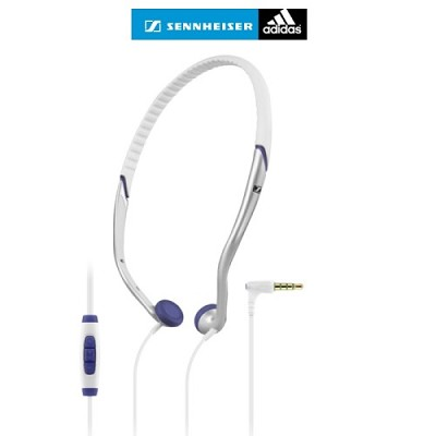 PX 685i In-Ear Headband Adidas Sports Headphones with in-line Smart Remote/Mic