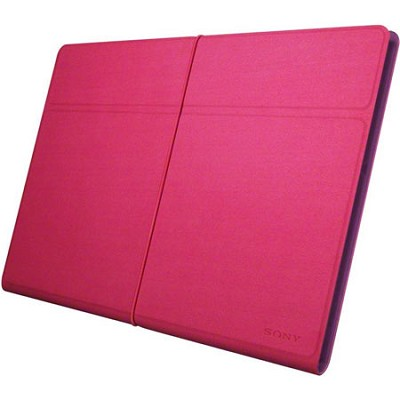 SGPCV4/P Pink Stylish Casual Cover for Xperia Tablet S