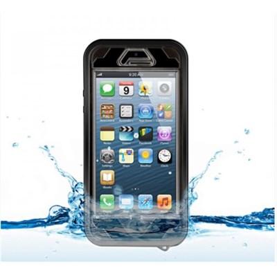 Vault Waterproof Cover for iPhone SE/ 5 / 5s - Black - OPEN BOX