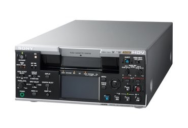 HVRM25AU HDV VTR Pro DV Recorder