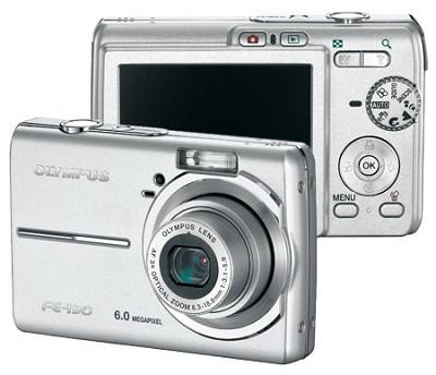FE-190 Digital Camera