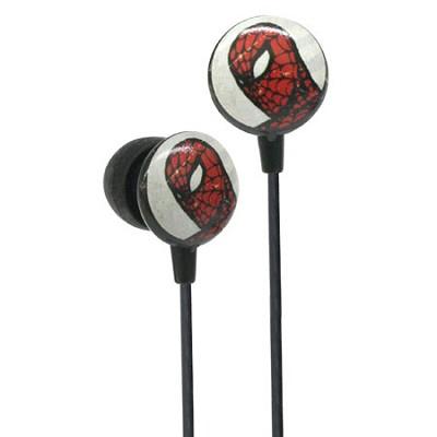 Marvel Comics Retro Earphones - Spider-Man