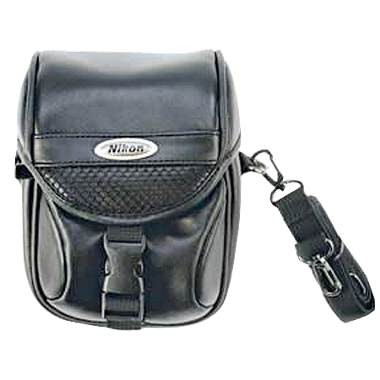 Genuine Leather Case for Coolpix 8400 / 8700