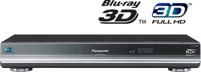 DMP-BDT100 Full 3D Blu-ray Disc Player
