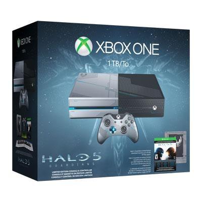 Xbox One Halo 5 Bundle
