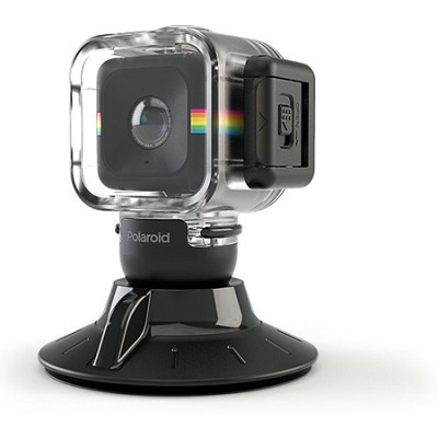 Waterproof Housing/Suction Mount for Cube Action Lifestyle Camera