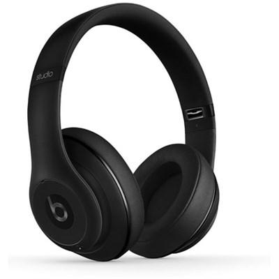 Studio 2.0 Wired Over-Ear Headphone (Matte Black) - MHAE2AM/A