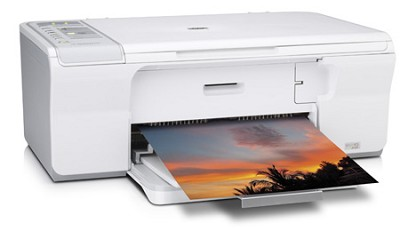 Deskjet F4280 All In One Printer - OPEN BOX