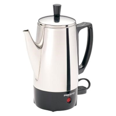 6-Cup Stainless Steel Perk - 02822