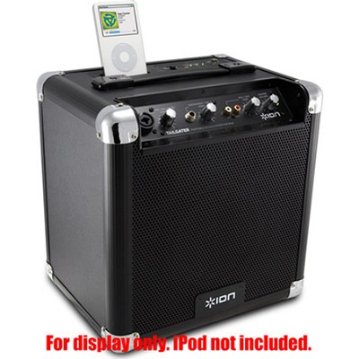 Tailgater Portable PA System for iPod - OPEN BOX