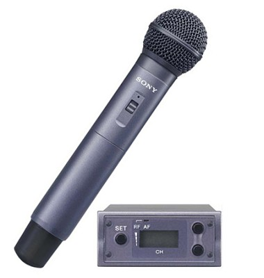 UWP-X2 (66) Wireless UHF Handheld Microphone System