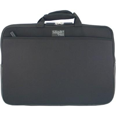 SlipIt 10-Inch Chromebook/Tablet Case - Black - 07089