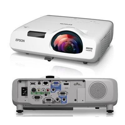 PowerLite 535W 3400 Lumens WXGA 3LCD Projector - V11H671020