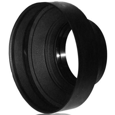 77mm Heavy Duty Rubber Lens Hood - APSLH77