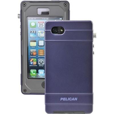 Progear Vault Series For Iphone 5, Purple/Black/Dark Gray, CE1180-i50A-91C