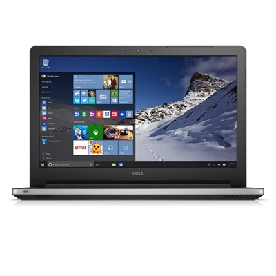 Inspiron 15 5000 Series i5558-6435SLV 15.6` Intel i7-5500U Laptop - OPEN BOX