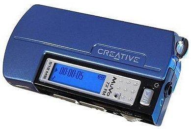 MuVo TX FM 512MB MP3 Player