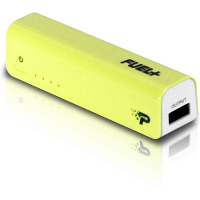 FUEL+ Mobile Rechargeable Battery 2200 mAh - Yellow