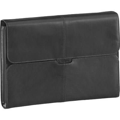 TES004US Hughes Slipcase Designed to Protect 15.6-Inch Laptops (Black)