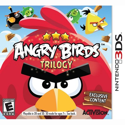 Activision Angry Birds Trilogy