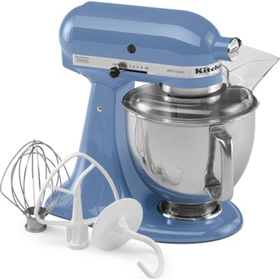 KSM150PSCO Artisan Series 5-Quart Tilt-Head Stand Mixer - Cornflower Blue