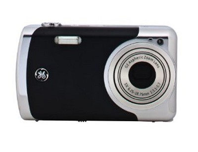 Create by Jason Wu 12MP Digital Camera with 3x Optical Zoom (Black)