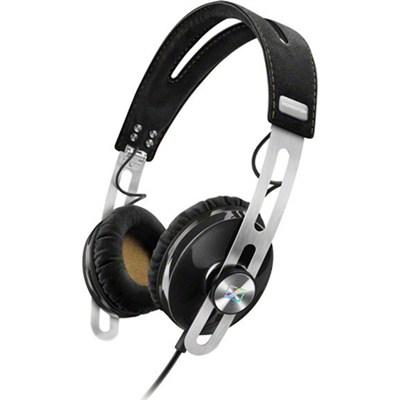 Momentum 2 On-Ear Headphones for Apple iOS Devices - Black