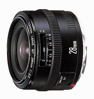 EF 28mm F/2.8 Lens