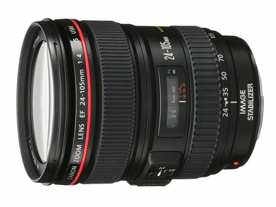 EF 24-105mm F/4L Image Stabilizer (Refurbished)