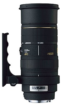50-500mm F/4-6.3 EX DG HSM Telephoto Zoom  Autofocus Lens For Canon EOS