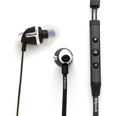 Image S4i II Premium Noise-Isolating Headset with 3-Button Apple Control