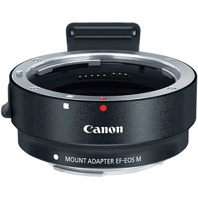Mount Adapter EF-EOS M for EF and EF-S lenses