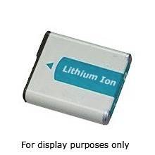 BCF10 1200 mAh Battery for Panasonic DMC-FH20,  FX580, FH3 and similar